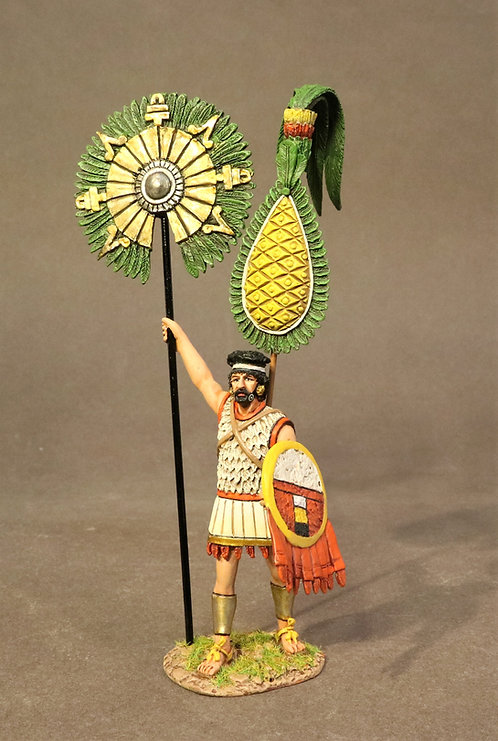 AZ-02 - Aztec General with National Standard