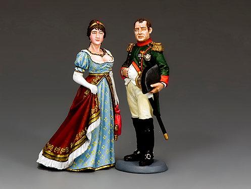 NA414 - Napoleon & Josephine