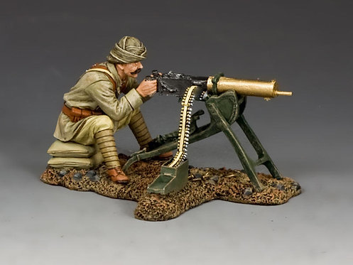 AL083 - Turkish Machine Gunner