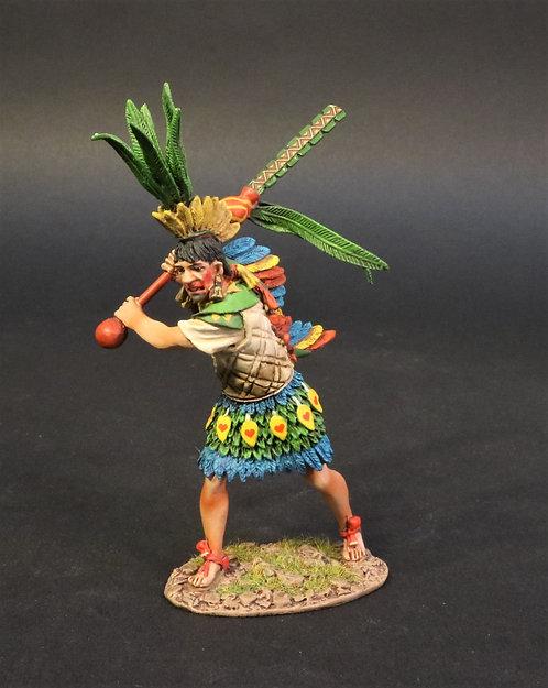 AZ-23 - Aztec Ally Chieftain with Cuauhololli, Aztec Empire