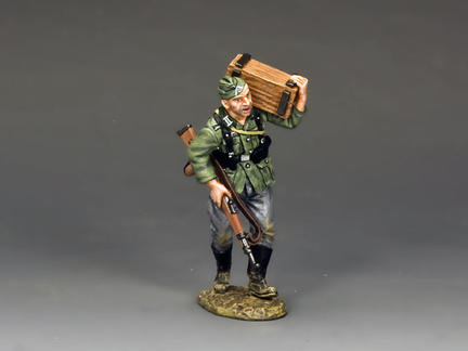 WS207 - Soldat Carrying Crate