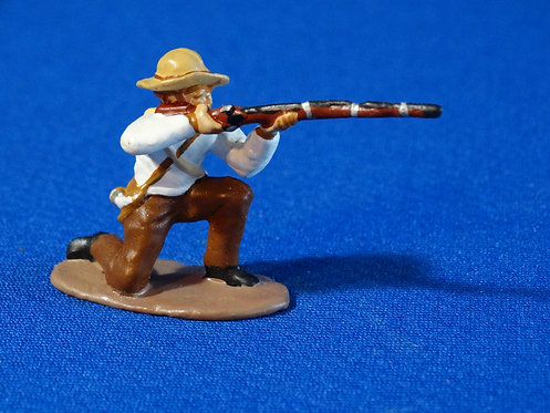 CORD-C033 - Confederate Kneeling Firing  - ACW - Unknown Manufacturer -
