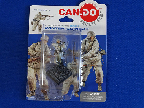 COJG-132 - German Winter Combat - Dragon Can-Do Army 1:35 Scale Plastic