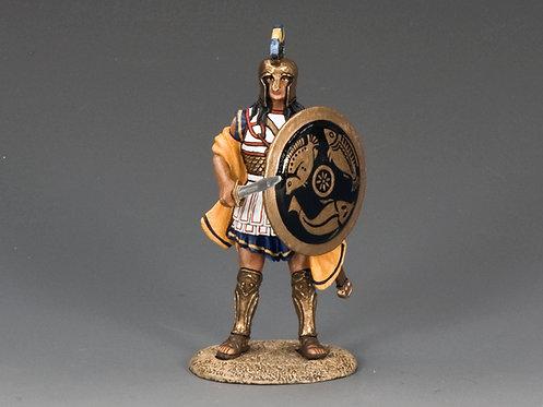 AG029 - Hoplite Soldier with Sword - KC
