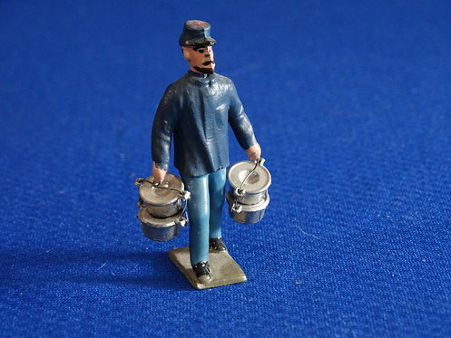MN021 - Union Infantry with Supplies- Minot - 54mm Metal - No Box