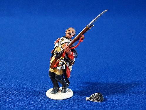 CORD-RA0429 - Prussian Grenadier Running - Seven Years War - Jenkins - 6