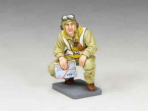 USN016 - Lieutenant jg. John Gilder, WW2 U.S. Navy