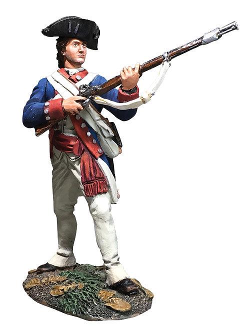 16082 - Continental Line/1st American Regiment NCO 1779-87