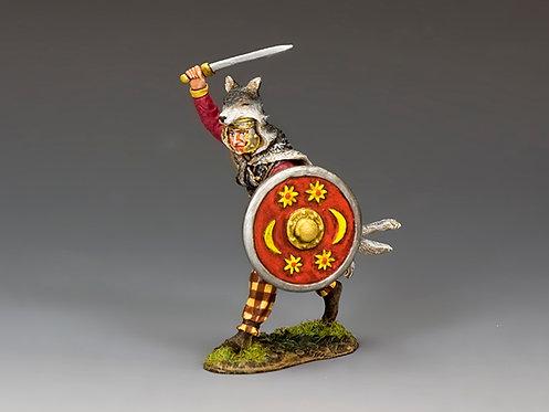 RnB012 - Charging Warrior