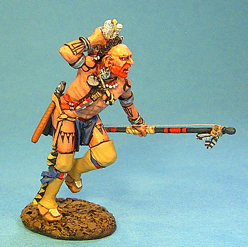 RSF-07 - Woodland Indian Running