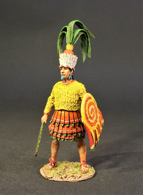TX-01 - Tlaxcaltec Chieftain, the Tlaxcaltecs