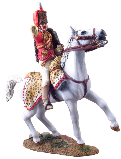 36050 - British Major General Hussey Vivian Mounted
