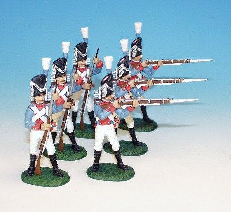 BIG.1 -Bavarian Army - Infantry, 3rd Regiment, Prince Charles, Grenadier Company