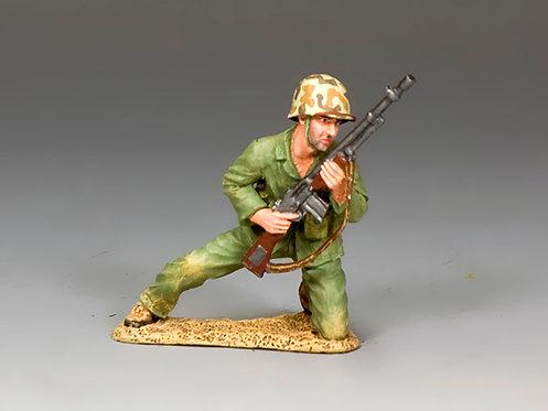 USMC038 - Kneeling BAR Gunner