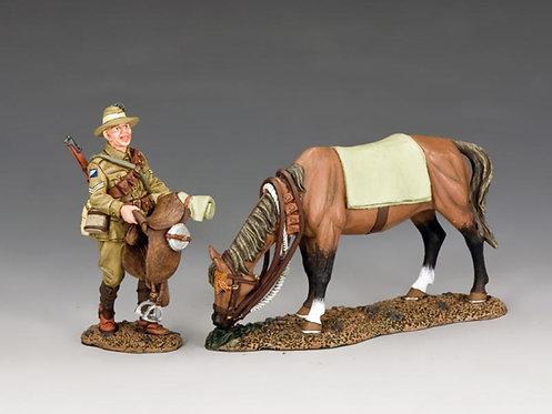 AL079 - Preparing to Saddle-Up