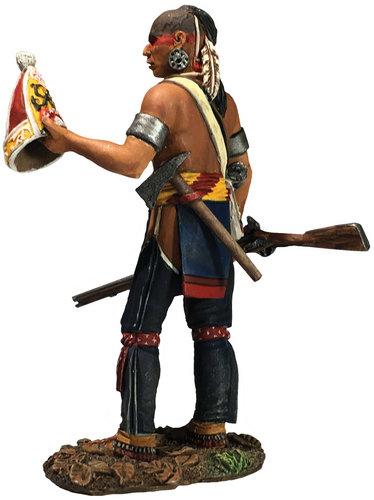 16062 - Native Warrior with Souvenir Grenadier Cap