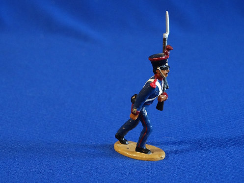 CORD-AL237 - Mexican Fusilero Marching - Alamo - Unknown Manufacturer
