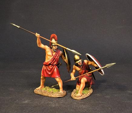 SPT-03B - Spartan Warriors, The Spartan Army