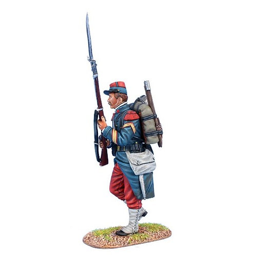 FPW008 - French Line Infantry Sergeant 1870-1871