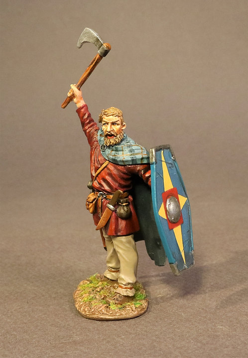 AG-02A - Cherusci Warrior, Germanic Warriors