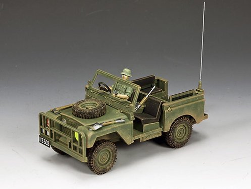 VN118 - The Patrol / General Service Land Rover