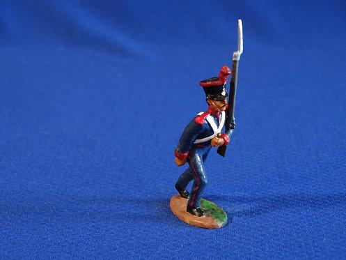 CORD-AL239 - Mexican Fusilero Marching - Alamo - Unknown Manufacturer