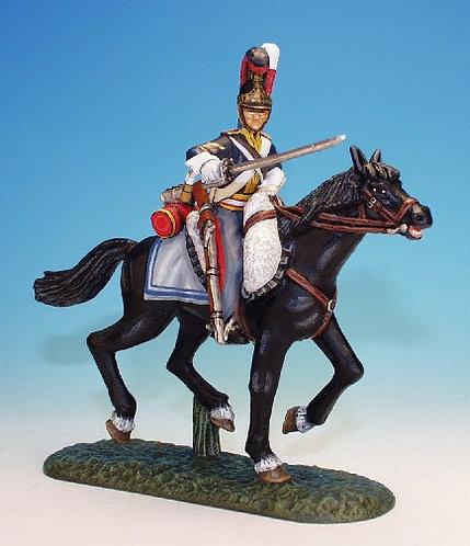 RHG.4. - N.C.O. Sword at the Ready, Royal Horse Guards