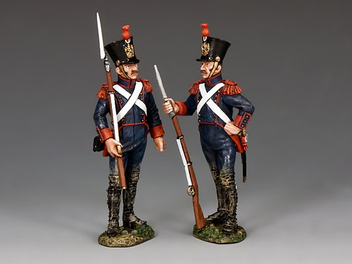 NA333 - French Armed Gunners