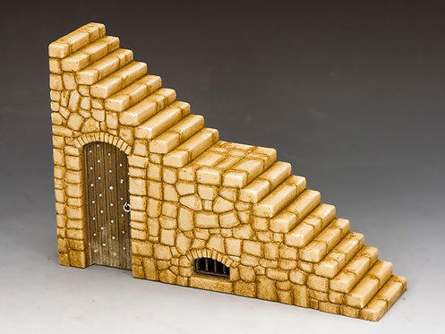RF006(S) - Roman Fort Stairs Section (Sandstone)