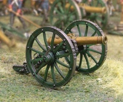 CS00389 - French Guard Cannon