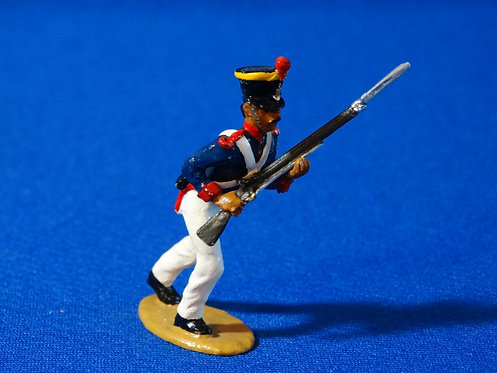 CORD-AL405 - Mexican Advancing - Alamo - Unknown Manufacturer - 54mm Met