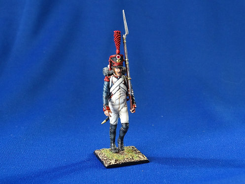 MI-799 - French Infantry (NAP0060) - Napoleonic - First Legion - 60mm Metal