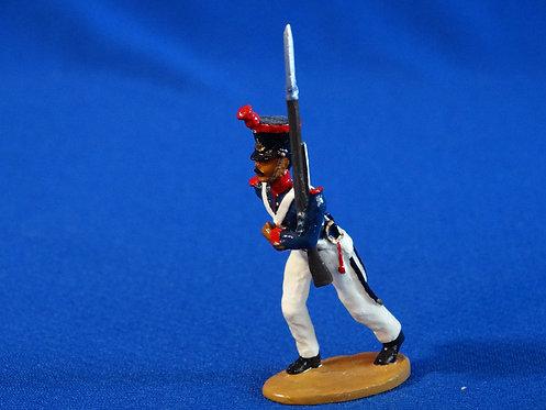 CORD-AL153 - Mexican Advancing - Alamo