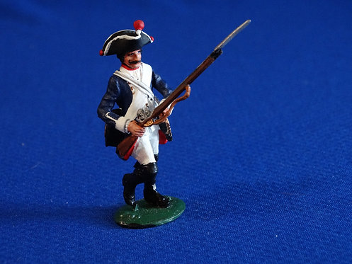 CORD-RA0277 - Prussian/Hessian Infantry Advancing - AWI - LeMans - 54mm