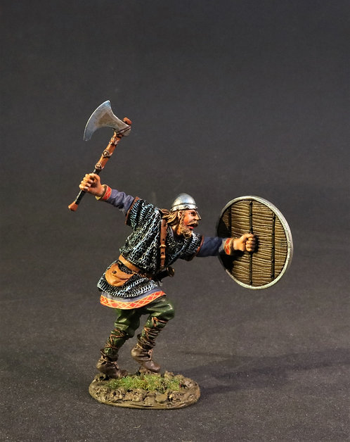 VIK-15A - Viking Warrior Charging
