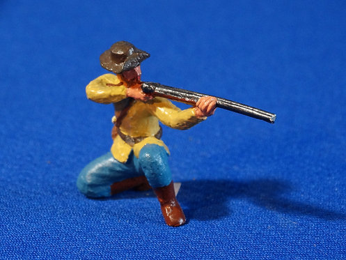 CORD-C034 - Confederate Kneeling Firing  - ACW - Unknown Manufacturer -
