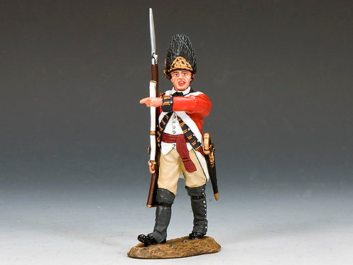 BR085 - British Marching Officer