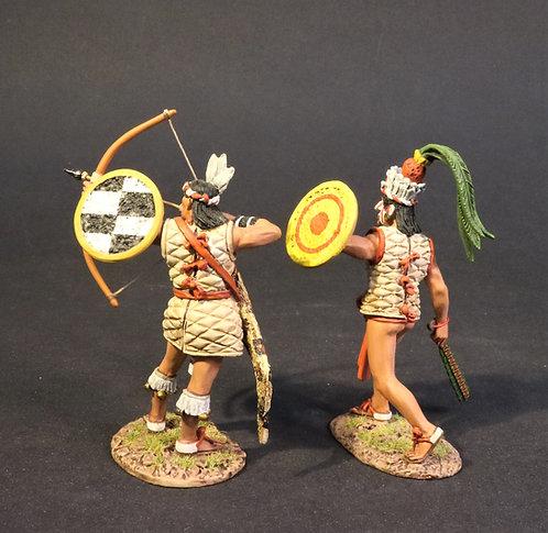 TX-07 - Tlaxcaltec Warriors, the Tlaxcaltecs