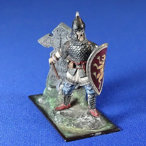 MI-679 - Medieval Knight - Russian Made - Manufacturer Unknown - 54mm Metal