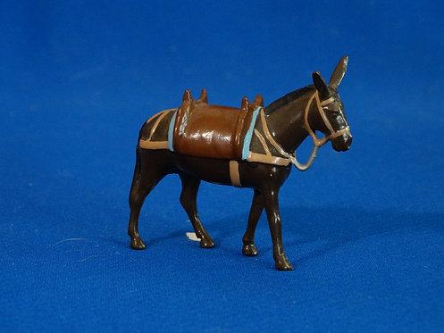 TY025 - Pack Mule/Donkey - Trophy - 54mm Metal - No Box