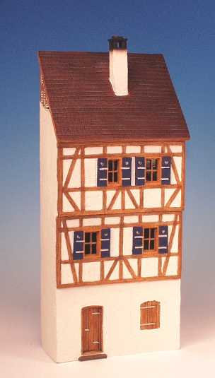 EH.2 - German Half timbered, 2 story