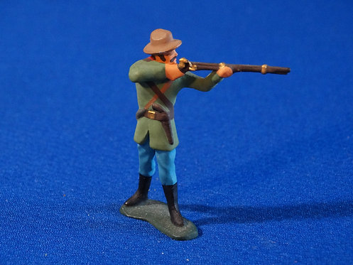 CORD-C061 - Confederate Standing Firing  - ACW - Unknown Manufacturer -