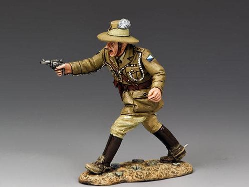 AL041 - Officer with Pistol