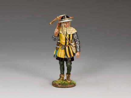 RH010 - The Sheriff's Crossbowman, Robin Hood