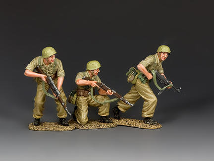 "AK119 - ""Attack!"" (3x figure Set)"