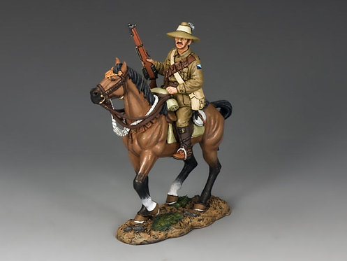 AL062 - Trooper with Rifle Up
