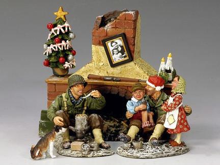 XM008-01 - Last Christmas of The War