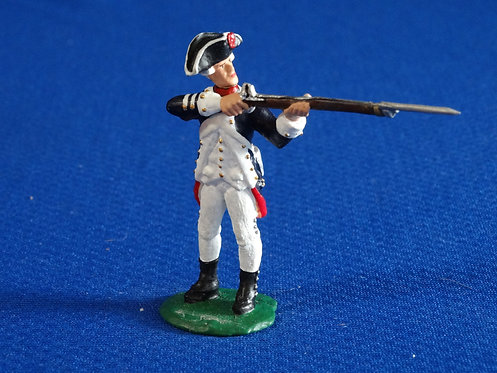 CORD-RA0348 - Prussian/Hessian Infantry Standing Firing - AWI - LeMans - 54mm