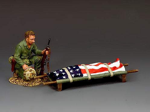 USMC033 - Fallen Comrade