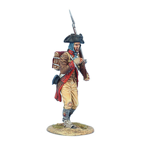 AWI120 - US 8th Continental Regt Private #1